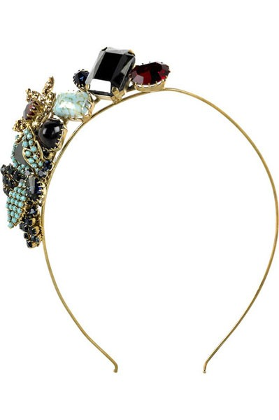Bijoux-Heart-Tapisserie-gold-plated-hairband-chs1