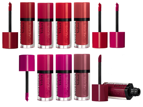 Rouge Edition Velvet Bourjois 1