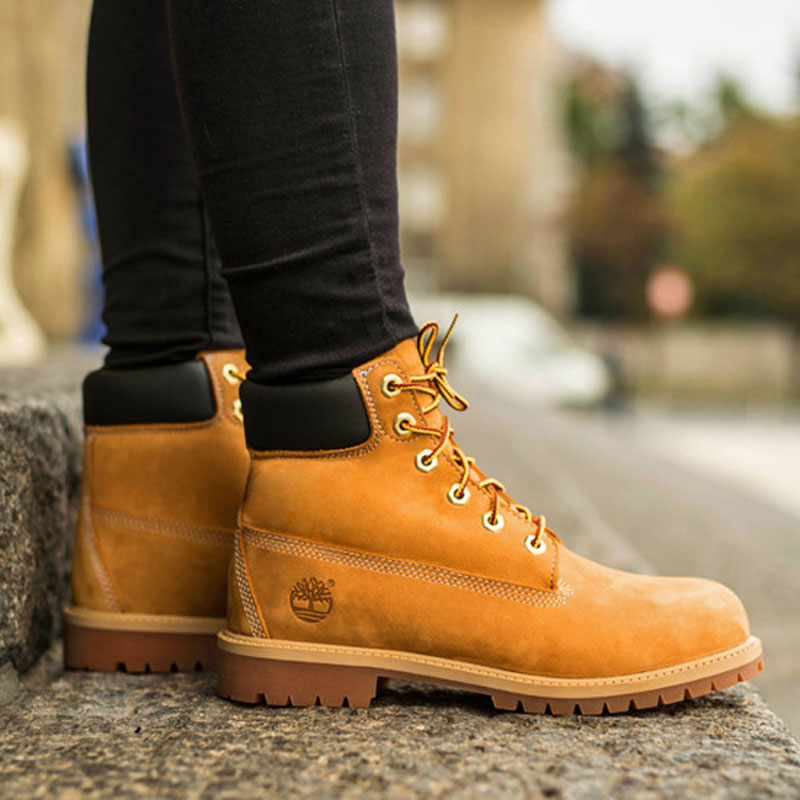 Come indossare le Timberland  tantissime idee per outfit pazzeschi! 33a0946179b