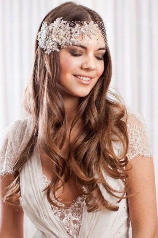 Favorito Acconciature sposa 2017: 5 categorie e 10 idee capelli per il  FE37